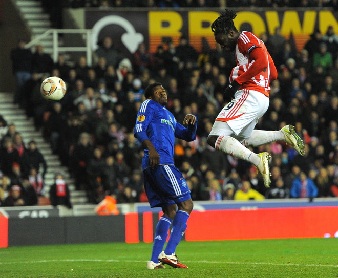 Kenwyne Jones (Stoke vs Dynamo Kiev)