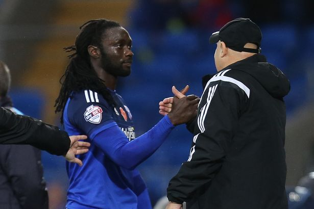 Russell Slade wants to keep Kenwyne Jones