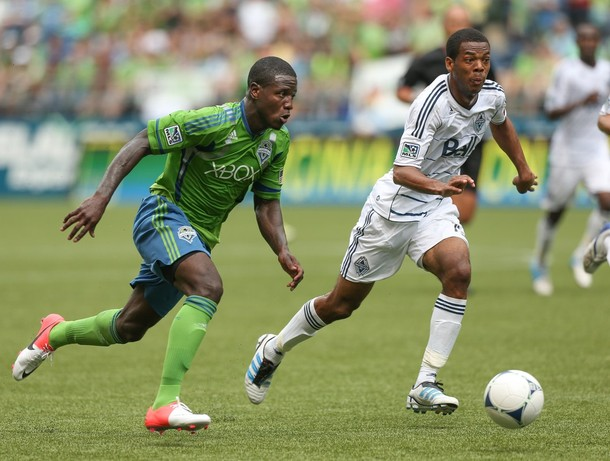 Carlyle Mitchell (vs Seattle Sounders)