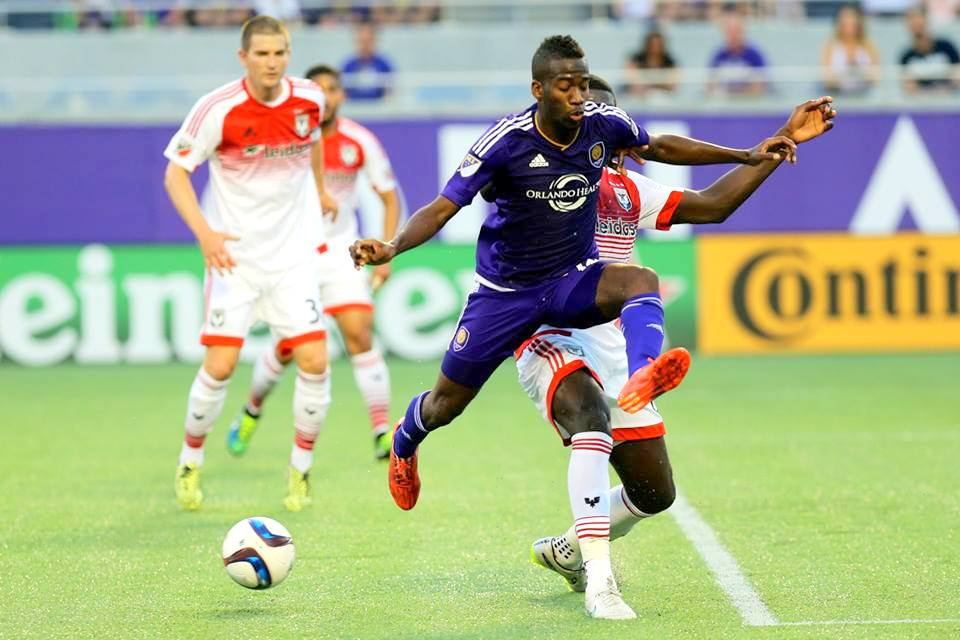 Kevin Molino vs DC United