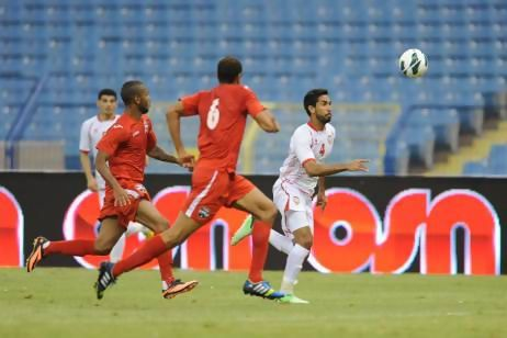 Trinidad and Tobago vs United Arab Emirates