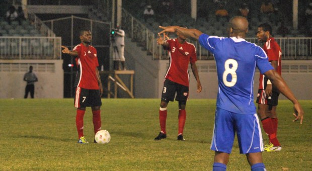 A point each for T&T and Haiti.