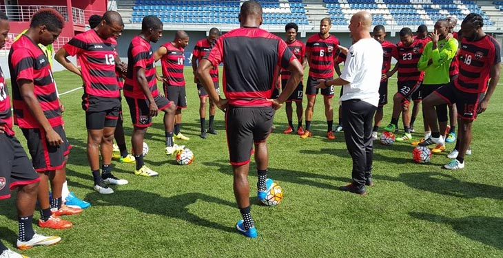 Trinidad and Tobago training