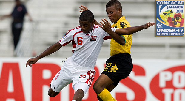 T&T U-17 vs Jamaica