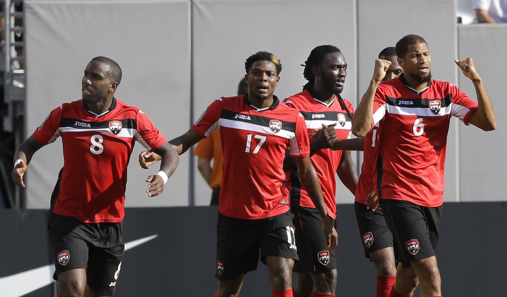 Trinidad and Tobago vs Panama