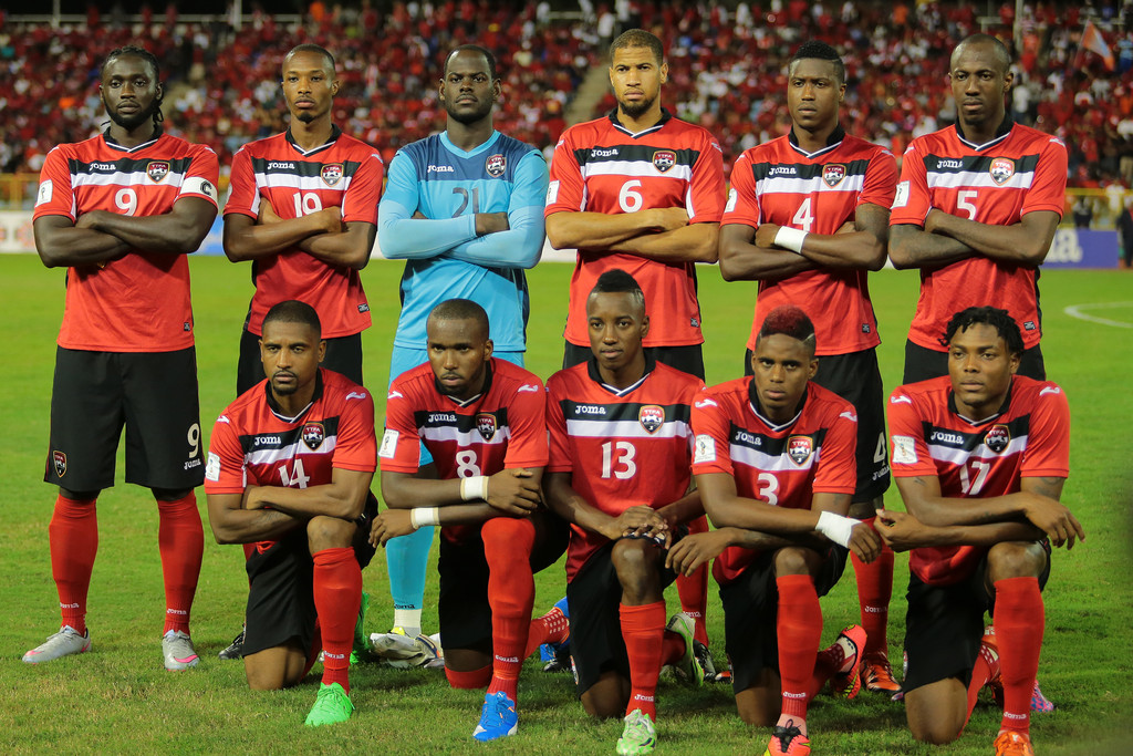 Trinidad and Tobago vs United States