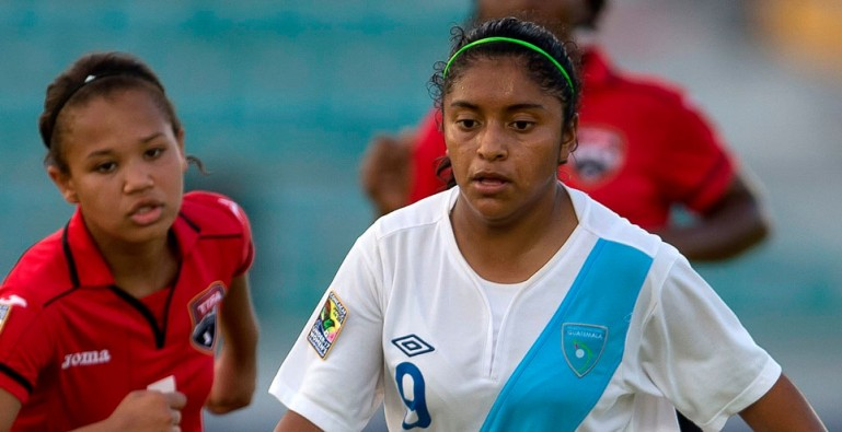 T&T Women's U-17 vs Guatemala