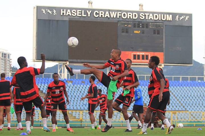 Soca Warriors to play Panama in friendly.