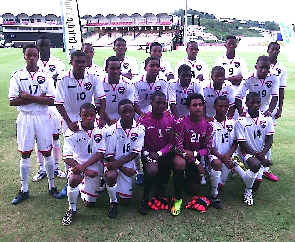 T&T U-17s advance in CFU World qualifiers.