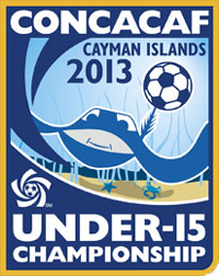 Under 15s off to Cayman Island for CONCACAF Championship.