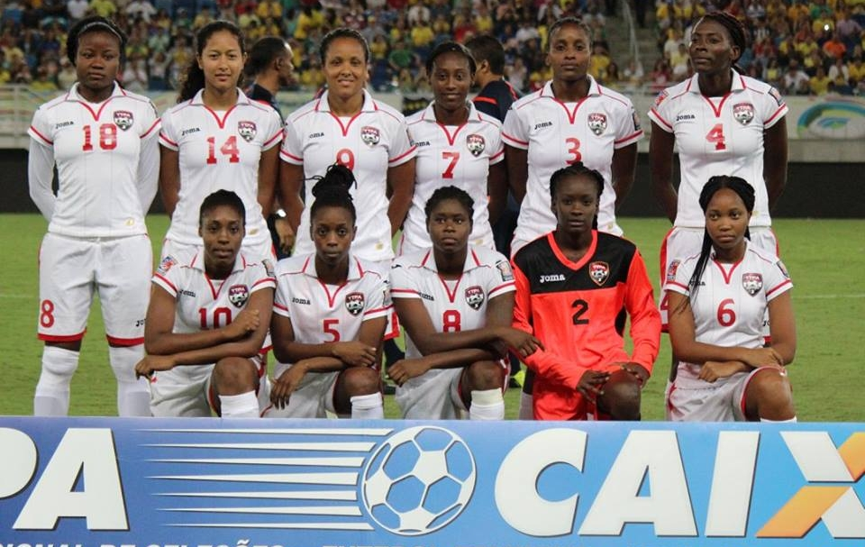 T&T women face Mexico in Natal third place playoff