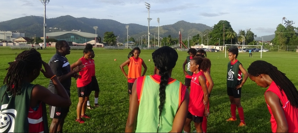 Hood selects 21-member T&T Women's Squad for Houston.