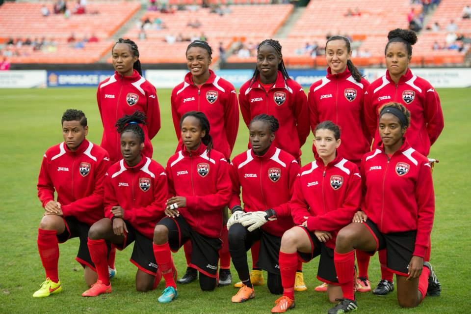 Women Soca Warriors forgotten again.