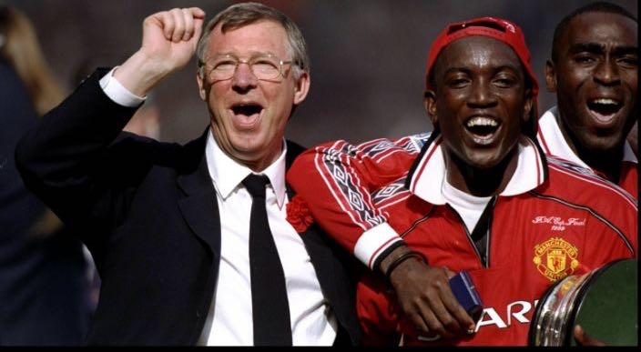 'F*ck off & get lost' - Yorke asked Sir Alex Ferguson for paid year off while at Man Utd.