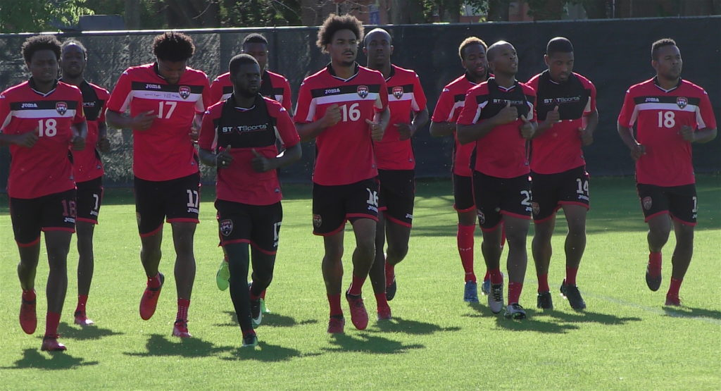 T&T Footballers fine tune for showdown in Colorado