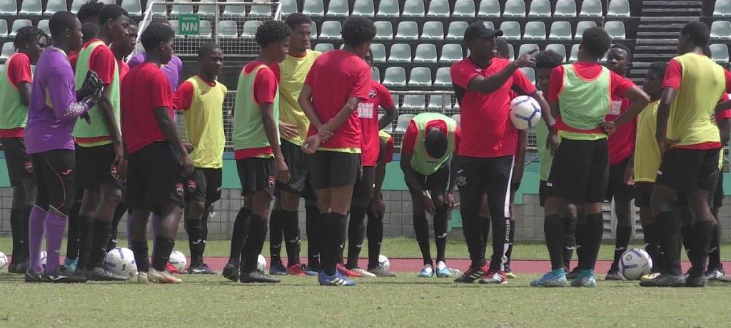 Eve hopes U-17s continue training despite tourney suspension.