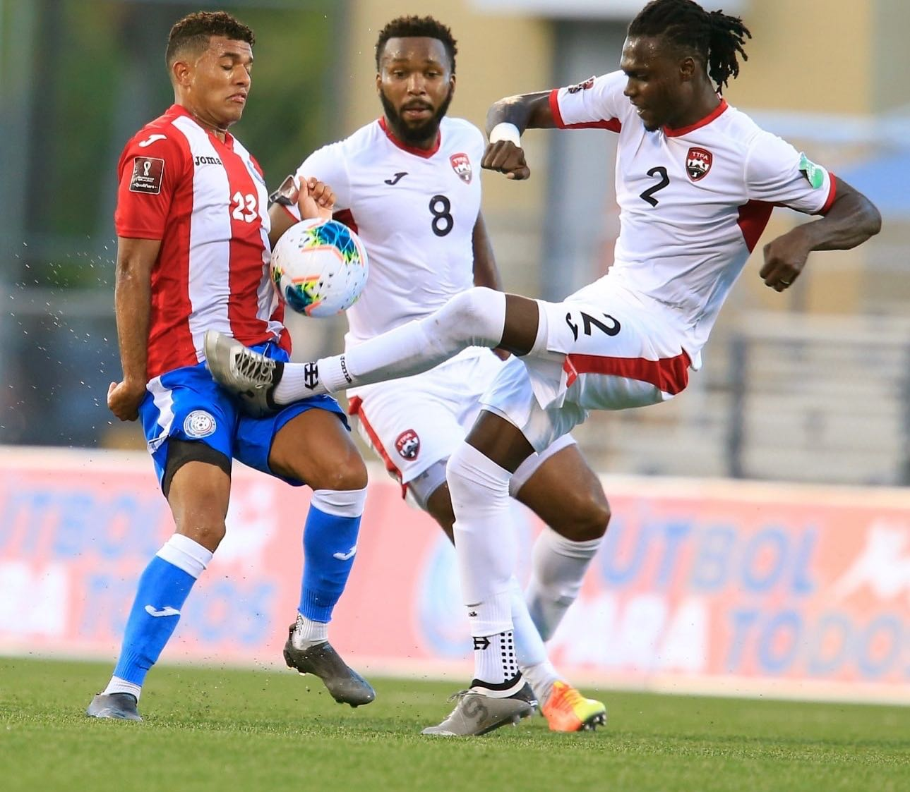 Soca Warriors unimpressive display, Sancho: T&T lacked energy, purpose.