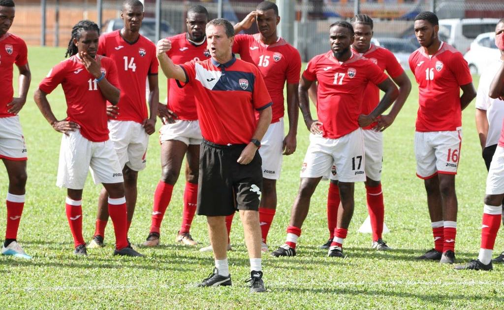 Fenwick: Poor planning for World Cup qualifiers.