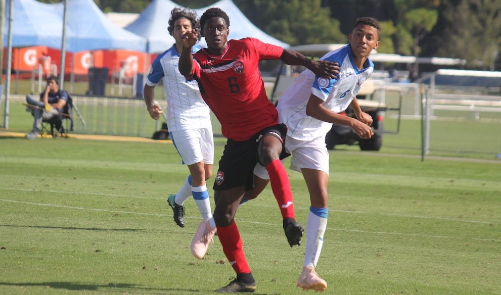 Lee's double guides T&T to 5-1 win over Puerto Rico.