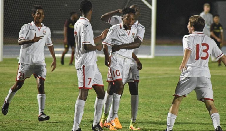 U-15s grab late equalizer in draw with DC United.