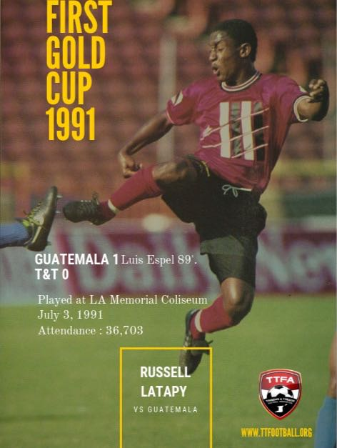 T&T's history at the Concacaf Gold Cup.