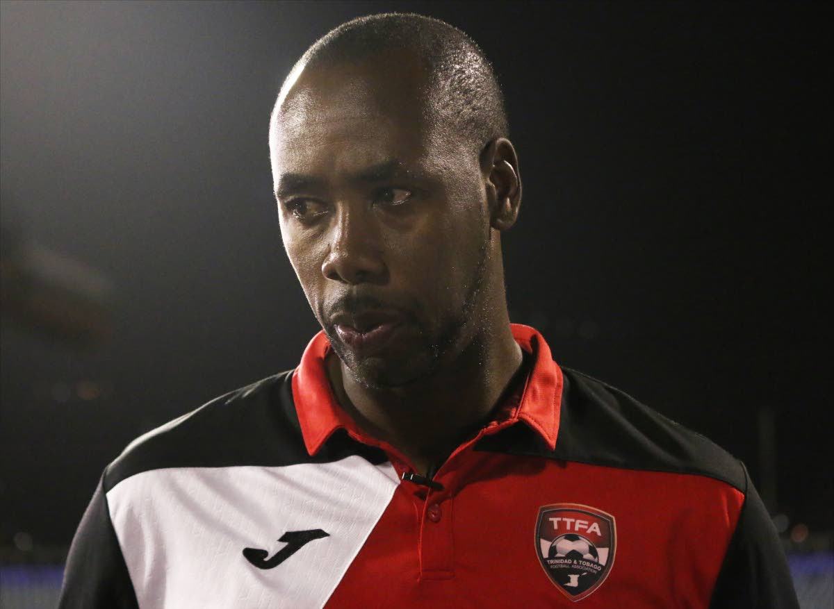 "Weak Soca Warriors chase ""Gold Cup"" spot."