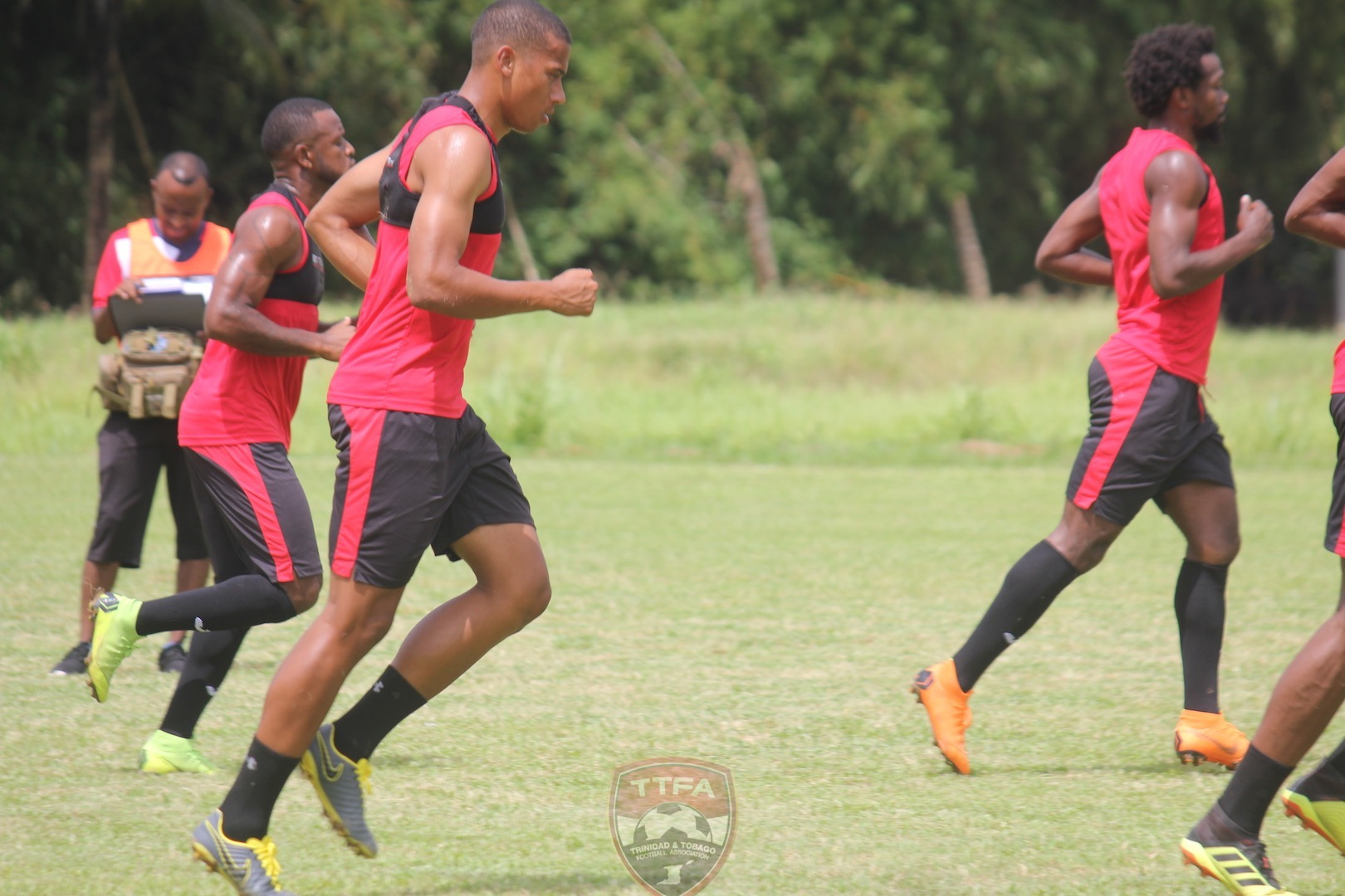 T&T Men off to Martinique… Telfer eager to add to T&T strike force.