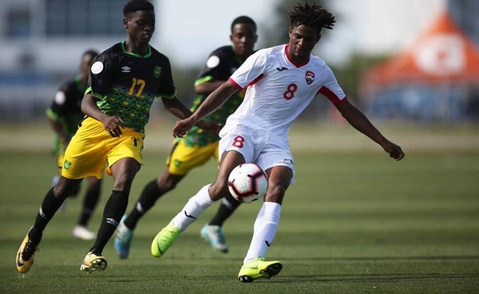 Under 17s aim high at CONCACAF Championship.