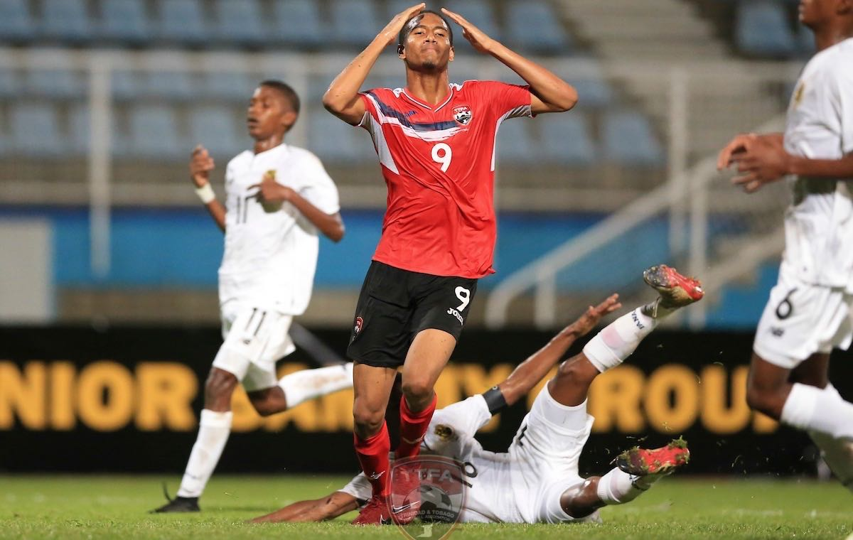 Panama edges host T&T in TTFA Youth Invitational opener.