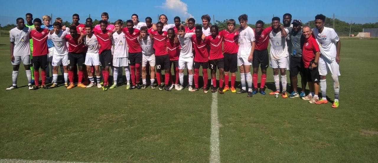 Fevrier picks 20-man U-15 team.