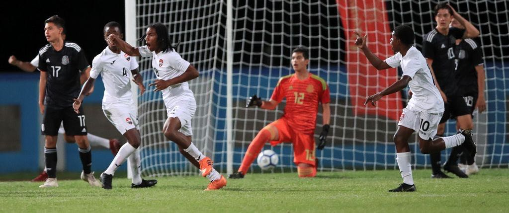 T&T U-15s miss out against Costa Rica.