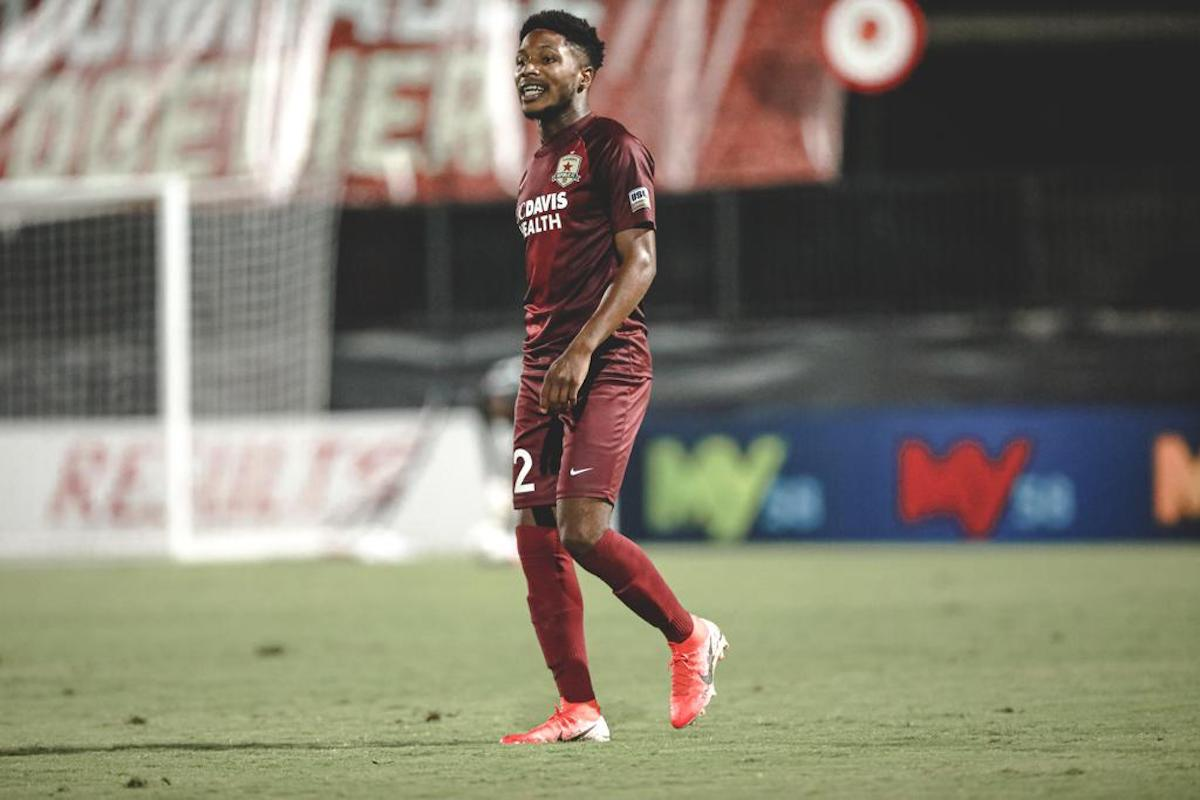 Gomez finished his third season in Sacramento with seven crosses and helped to create one scoring chance in 2020.