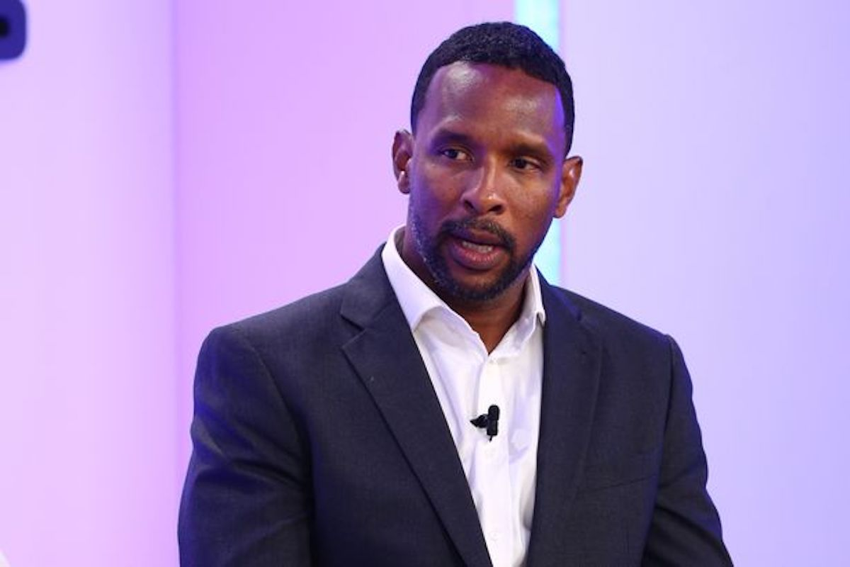 Show Racism the Red Card's honorary president Shaka Hislop