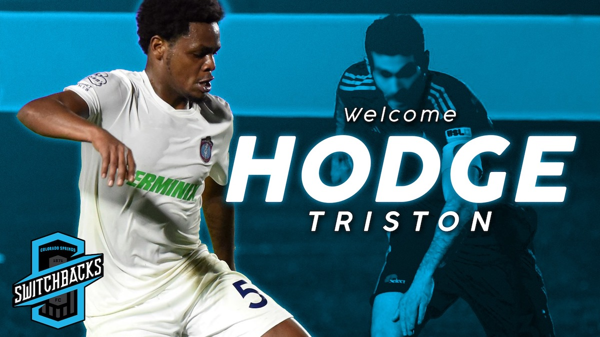 Colorado Springs Switchbacks FC sign Trinidad and Tobago defender Triston Hodge
