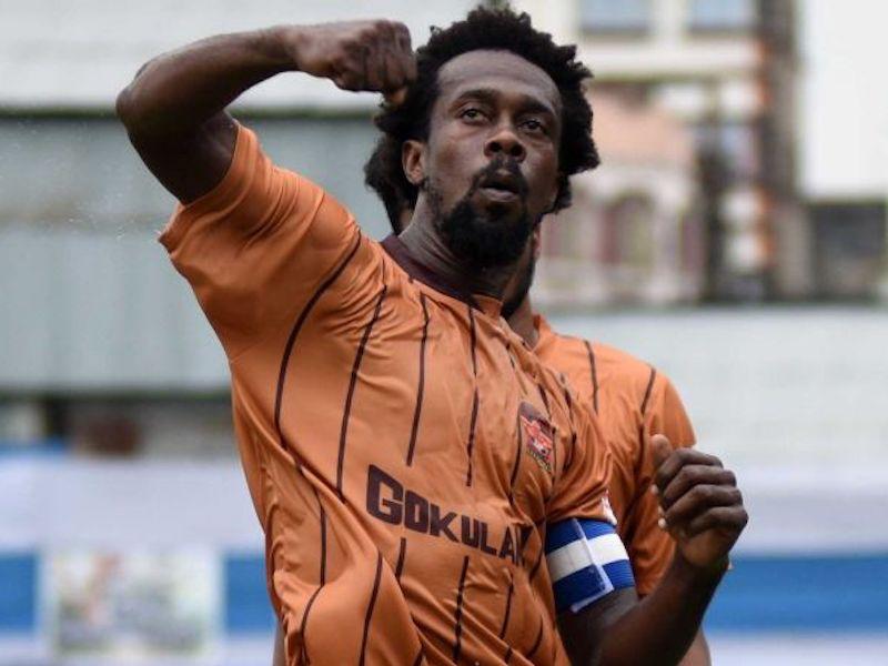 I-league - Marcus Joseph signs for Mohammedan SC