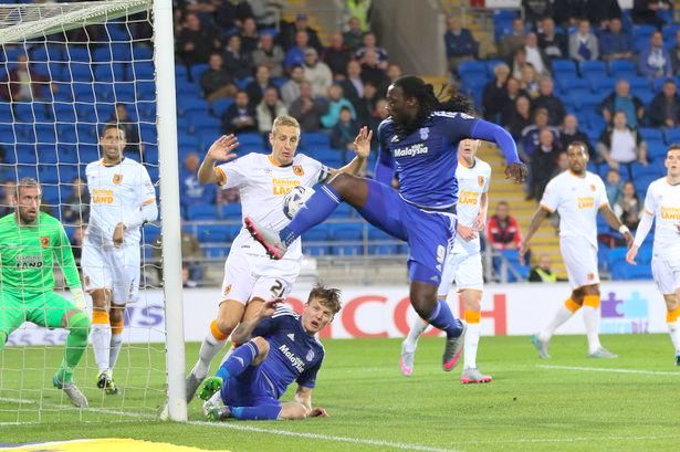Kenwyne Jones vs Hull City