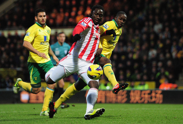 Kenwyne Jones (Stoke vs Norwich)