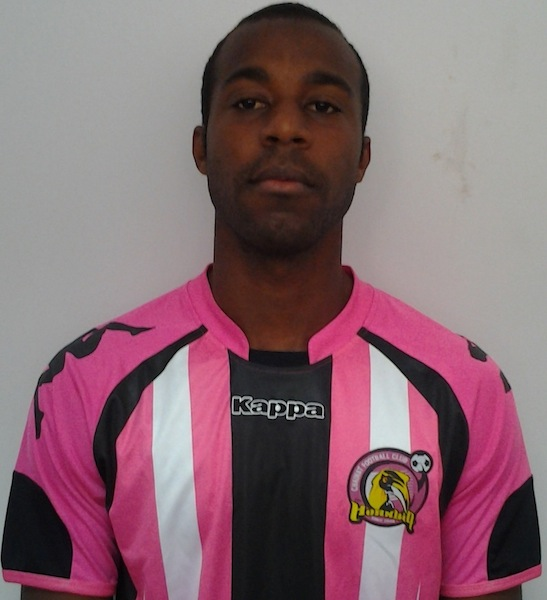 Yohance Marshall at Chainat FC