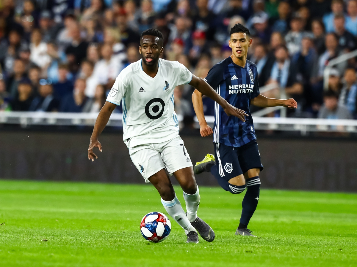 a1d2d5ee4e4 Minnesota United s Kevin Molino looking like his old self after return from  injury