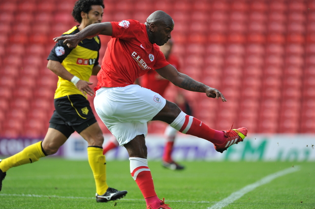 Jason Scotland vs Watford