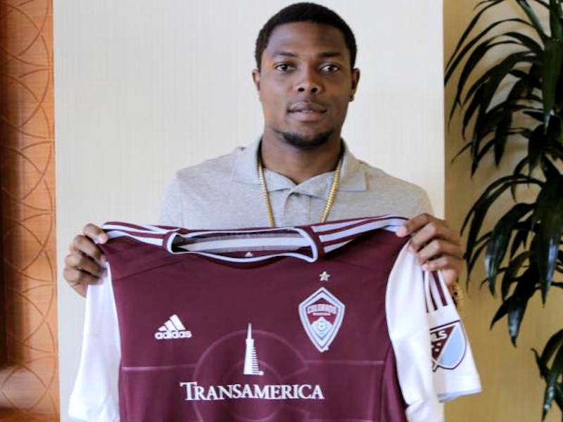 Mekeil Williams signs with Colorado Rapids