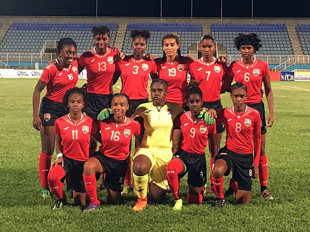 trinidad tobago women