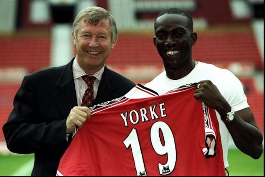 Image result for Dwight Yorke