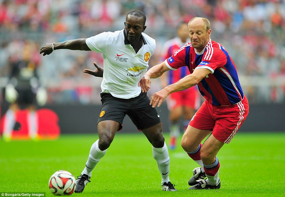 b4427049349 Dwight Yorke happy to don boots again