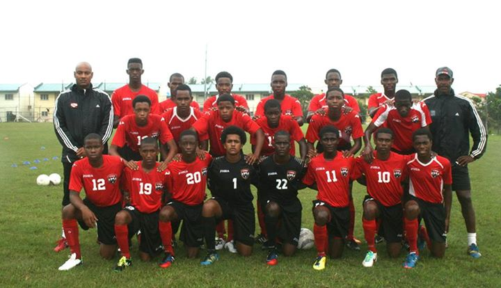 U-17 men lose first warm up to Panama.