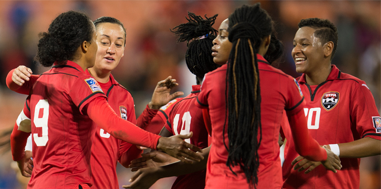 FIFA targets Women football in T&T.